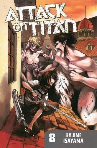 Preisvergleich Produktbild Attack on Titan 8