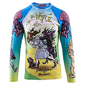 Tatami Fightwear Damen meerkatsu Whizzer von Oz Rash Guard,
