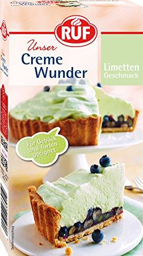 Ruf Creme Wunder Limette, 12er Pack (12 x 100 g)