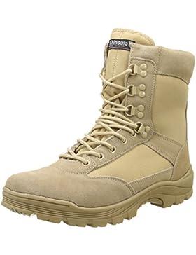 Tactical Boot mit YKK-Zipper