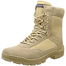 Tactical Boot mit YKK-Zipper