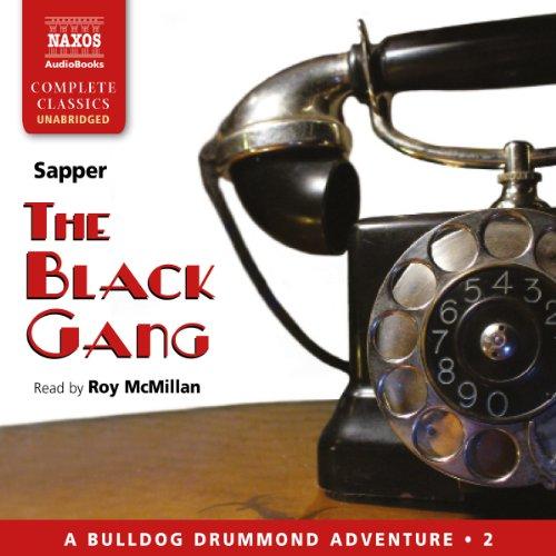 The Black Gang  Audiolibri