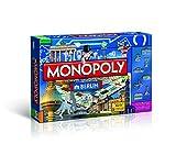 Winning Moves 43485 Monopoly Berlino (tedesco / inglese) nuova uscita 2015