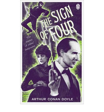 [ THE SIGN OF FOUR BY DOYLE, SIR ARTHUR CONAN](AUTHOR)PAPERBACK