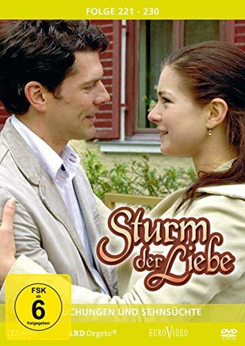 Sturm der Liebe - Folge 221-230: Versuchungen und Sehnsüchte [3 DVDs] -