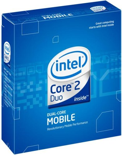 Intel Core 2 Duo Mobile P8600 Box CPU Core 2 Duo 2400 MHz Socket P Micro-FCPGA 1066 FSB 3072 KB L2 -