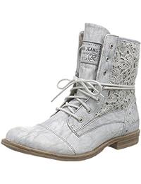 Mustang Damen 1157-527-21 Combat Boots