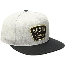 Brixton Gaston Snapback – Gorra para Hombre b084ce13dcc