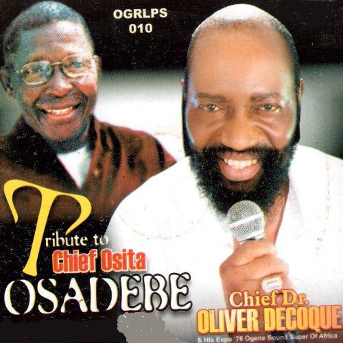 Oliver De Coque And His Expo76 Ogene Sound Super Of Africa Onye Aghana Nwanne Ya