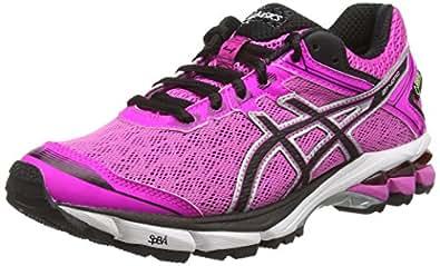 ASICS Gt-1000 4 G-Tx, Women's Running Shoes, Pink (Pink