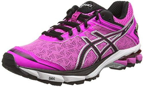 gt 1000 4 Asics Gt-1000 4 G-tx, Damen Laufschuhe, Pink (pink Glow/onyx/royal Burgundy 3599), 37 EU