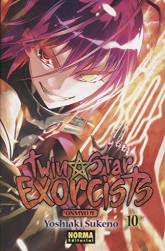 Twin Star Exorcist 10 por Yoshiaki Sukeno