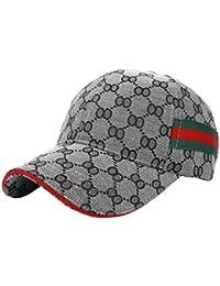 7bb9a94ea995 UKERDO D extérieur Sport Dotées Chapeau pour Homme Casquettes de Baseball  Accessories