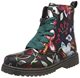 ESPRIT Girls' Funky Flower Ankle Boots