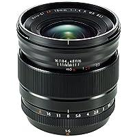 Fujifilm Fujinon XF16mm F1.4 R WR Objektiv (16 mm Festbrennweite, 67 mm Filtergewinde) schwarz
