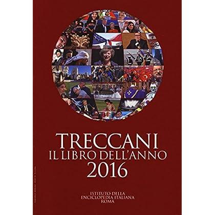 Treccani. Il Libro Dell'anno 2016