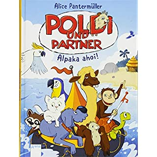 Poldi und Partner (3). Alpaka ahoi!