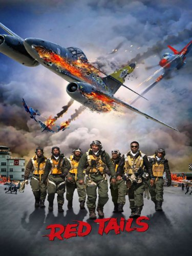 Red Tails (Film) cover
