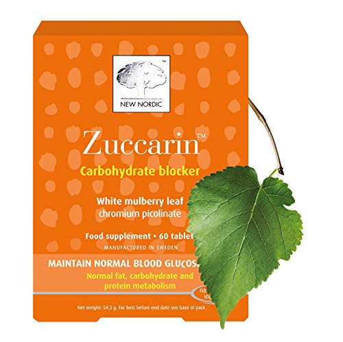 New Nordic Zuccarin Super Forte Naturale Supplemento (60