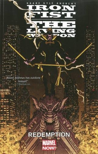 Iron Fist: The Living Weapon Volume 2: Redemption (Iron Fist Living Weapon)
