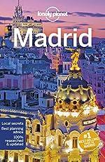 Madrid - 9ed - Anglais de LONELY PLANET