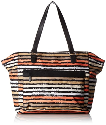 Little Marcel femme Lady Sacs portes epaule Multicolore (paint)