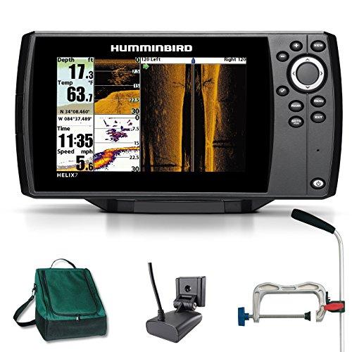 Humminbird Helix 7 SI GPS Side Imaging Echolot Seekartenplotter Combo Portabel Profi Plus