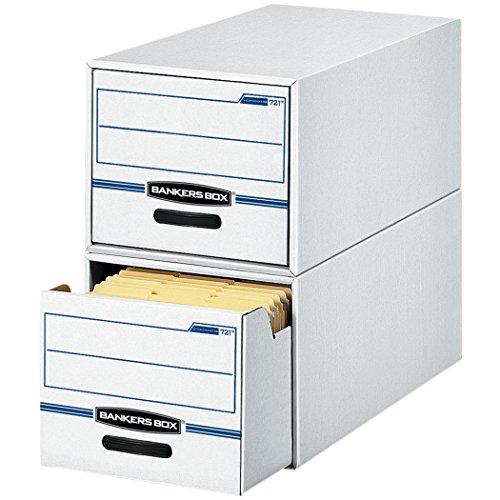 Bankers Box STOR/Schublade Schubladen, Legal, 6Pack (00722)