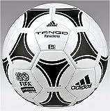 adidas Trainingsball Tango Pasadena, Wht/Black, 5, 656940