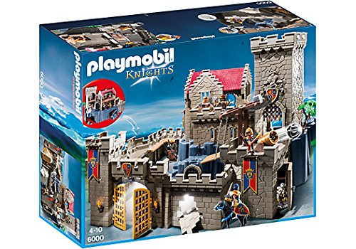 Playmobil Knights Royal Lion Knight`s Castle Juego