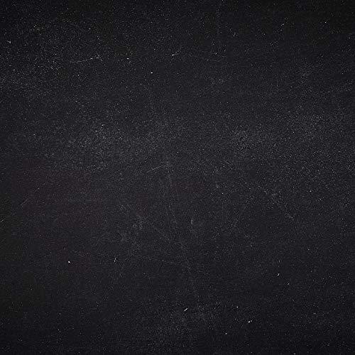 PrintYourHome Fliesenaufkleber für Küche und Bad   Dekor Schiefer Schwarz   Fliesenfolie für 10x10cm Fliesen   32 Stück   Klebefliesen günstig in 1A Qualität (Schiefer-fliesen Schwarze)