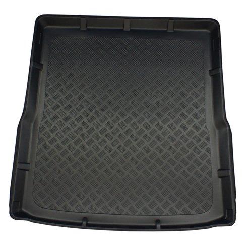ZentimeX Z999241 Kofferraumwanne fahrzeugspezifisch schwarz RIFFELBLECH-DESIGN