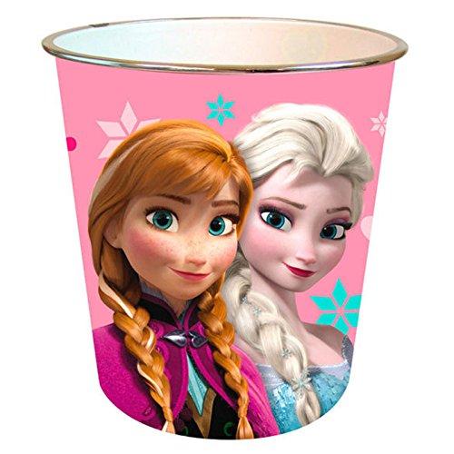 DISNEY Frozen - DIE EISKÖNIGIN - Papierkorb Mülleimer Abfalleimer Eimer Aufbewahrung Kinderzimmer