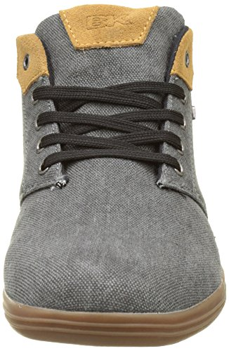 Cavalieri Britannici Copal Mid B32-3626 Herren Sneaker Grau