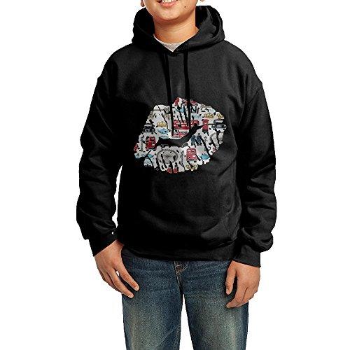 onlyprint-youth-kiss-london-boys-girls-hoodies-sweatshirt-size-xl-us-black