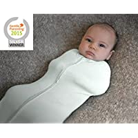Swaddle Pod Hana bamboo 0-3 months / 5-13 lbs / 2.5-6 kgs (Off White)