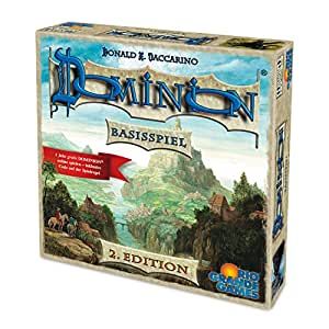 Rio Grande Games 22501413 - Dominion Basis - zweite Edition, Familien Strategiespiel