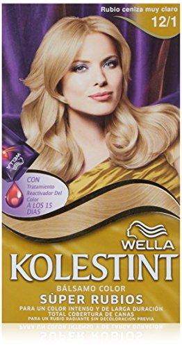 kolestint Baume Couleur Blond cendré très clair 12/1