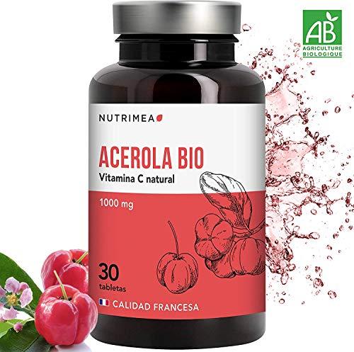 """Nuestra ACEROLA ORGANICA está certificada 100% natural- La Acerola es una de las 5 frutas con más alto contenido de Vitamina C en el mundo.- La Acerola es también llamada """"super-fruta"""" por su gran cantidad de Vitamina C. Por ejemplo, contiene 30 vece..."""