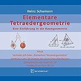 Elementare Tedraedergeometrie, Hypertext auf CD: Eine Einführing in die Raumgeometrie