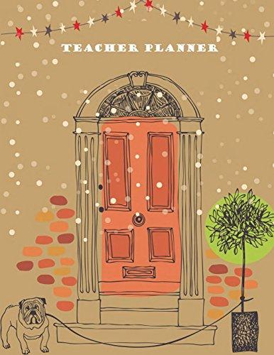 Teacher planner: Journal or Planner for Teacher Appreciation Gifts,Teacher Notebook,Teacher Journal 120 pages Large Print 8.5
