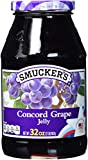 Moon Pie Smuckers Concord Grape Jelly, 2er Pack (2 x 907 g)