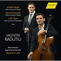 Haydn:Cello Concerto [Valentin Radutiu; Munchener Kammerorchester , Stephan Frucht] [Hanssler Classic: HC16038] - Haydn Cello Concertos