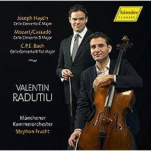Haydn, Mozart, C. Ph. E. Bach: Cellokonzerte
