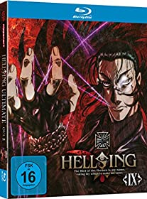 Hellsing Ultimative OVA Vol. 9 (Mediabook) [Blu-ray]