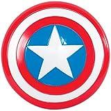 """Escudo de 24"""" Marvel Comics - Captain America [Version Retro]"""