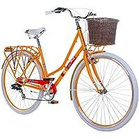 Chill Vélo de ville à 7vitesses pour femme Vélo hollandais