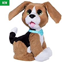 Furreal discussion animée Beagle Charlie, le Barkin