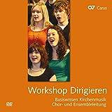 Basiswissen Kirchenmusik: Workshop Dirigieren DVD