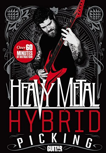 Heavy Metal Hybrid Picking: Over 60 Minutes of Instruction! (Guitar World) by Dave Davidson (2014-06-02)